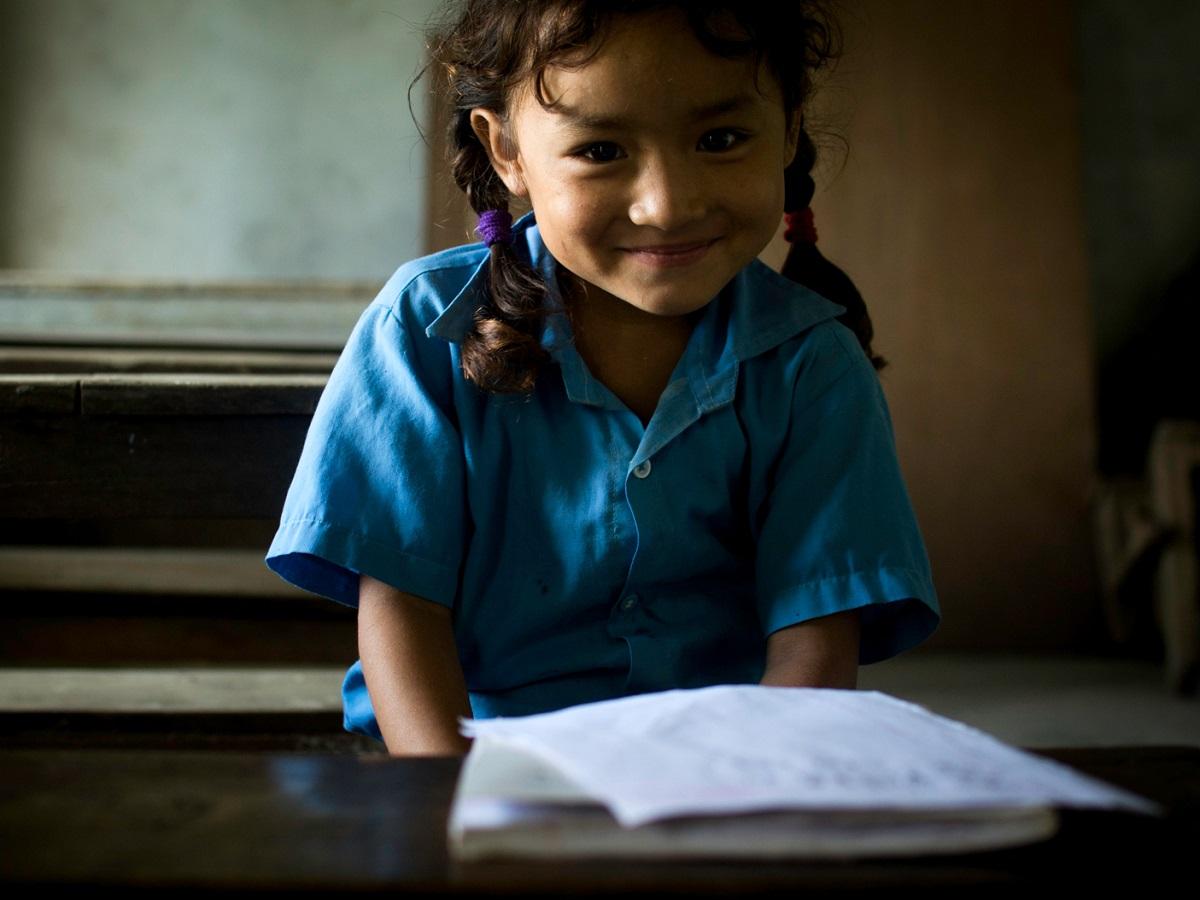 Adottare un bambino a distanza in Nepal